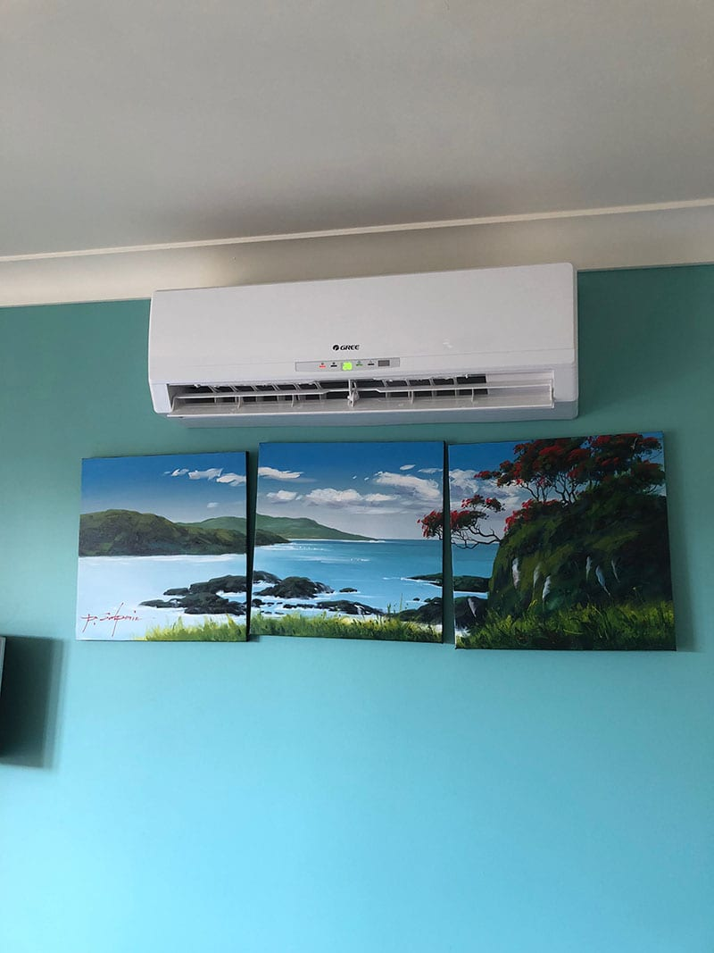 Gree Hyper 2 5/3 2kW with wifi